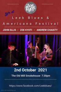 Leek Festival Poster