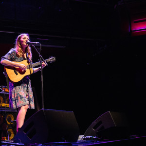 Manchester singer songwriter Zoe Kyoti at the Sage
